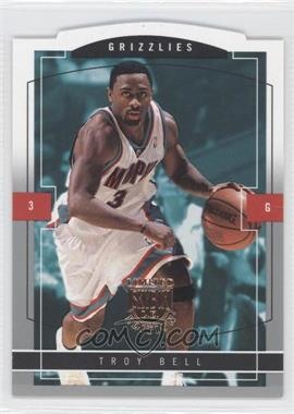 2003-04 Skybox Limited Edition - [Base] #132 - Troy Bell /399