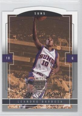 2003-04 Skybox Limited Edition - [Base] #149 - Leandro Barbosa /399
