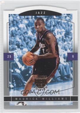 2003-04 Skybox Limited Edition - [Base] #158 - Mo Williams /399