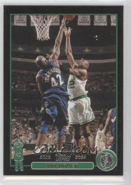 2003-04 Topps - [Base] - Black #143 - Vin Baker /500