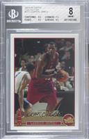 Lebron James [BGS 8 NM‑MT]