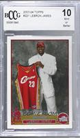 Lebron James [BCCG Mint]