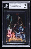 Carmelo Anthony [BGS9MINT] #/500