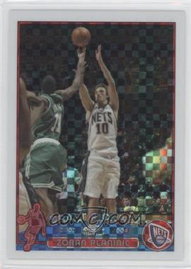 2003-04 Topps Chrome - [Base] - X-Fractor #132.2 - Zoran Planinic (Croatian Language) /220