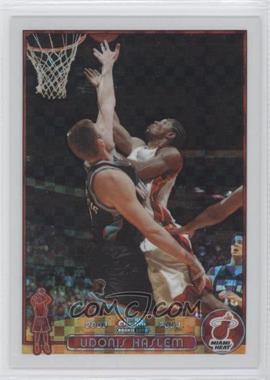 2003-04 Topps Chrome - [Base] - X-Fractor #164 - Udonis Haslem /220