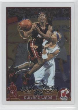 2003-04 Topps Chrome - [Base] #115 - Dwyane Wade