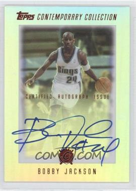 2003-04 Topps Contemporary Collection - [Base] - Red #131 - Bobby Jackson /50