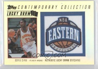 2003-04 Topps Contemporary Collection - Lucky Draw #LD12 - Boris Diaw /175