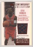 Steve Francis [Noted] #/50