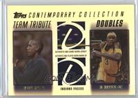 Reggie Miller, Al Harrington #/250