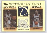 Jerry Stackhouse, Jarvis Hayes /250