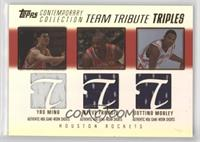 Steve Francis, Yao Ming, Cuttino Mobley /250