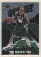 Game-Worn Jersey - Paul Pierce #/999