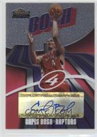 Rookie Autograph - Chris Bosh #/999