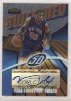 Rookie Autograph - Mike Sweetney #/999