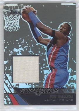 2003-04 Topps Jersey Edition - [Base] - Black #jeBW - Ben Wallace /25