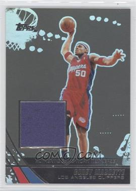 2003-04 Topps Jersey Edition - [Base] - Black #jeCM - Corey Maggette /25
