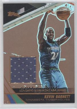 2003-04 Topps Jersey Edition - [Base] - Copper #jeKG - Kevin Garnett /99