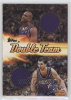 Chris Webber, Peja Stojakovic /50