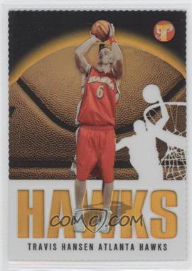 2003-04 Topps Pristine - [Base] - Gold Refractor #173 - Travis Hansen /99