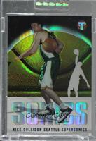 Nick Collison [Uncirculated] #/1,999