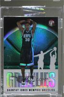 Dahntay Jones [Uncirculated] #/1,999