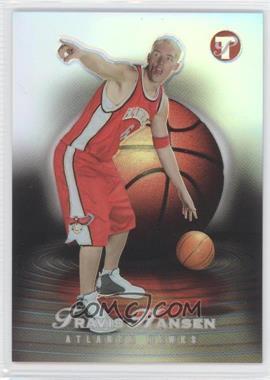2003-04 Topps Pristine - [Base] - Refractor #174 - Travis Hansen /499