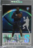 Josh Howard [Uncirculated] #/1,999