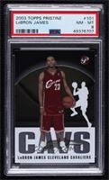 Lebron James [PSA 8 NM‑MT]