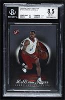 Lebron James [BGS 8.5 NM‑MT+] #/999