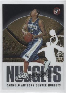 2003-04 Topps Pristine - [Base] #107 - Carmelo Anthony