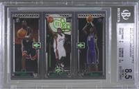Dwyane Wade, Lebron James, Chris Bosh [BGS 8.5 NM‑MT+]