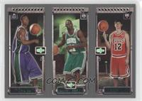 Kirk Hinrich, Marcus Banks, T.J. Ford