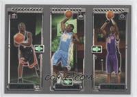 Dwyane Wade, Chris Bosh, Carmelo Anthony