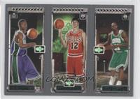 T.J. Ford, Kirk Hinrich, Marcus Banks