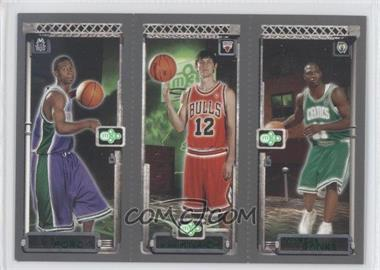 2003-04 Topps Rookie Matrix - Previews #PP2 - T.J. Ford, Kirk Hinrich, Marcus Banks