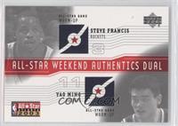 Steve Francis, Yao Ming