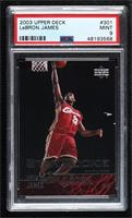 Star Rookie - Lebron James [PSA 9 MINT]