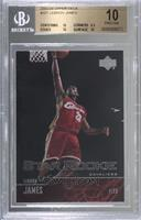 Star Rookie - Lebron James [BGS 10 PRISTINE]