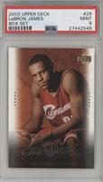 Lebron James [PSA 9]