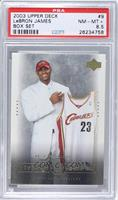 Lebron James [PSA 8.5]