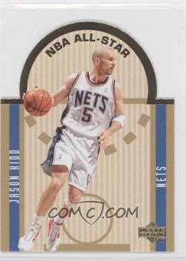 2003-04 Upper Deck - SE Die Cut All Stars #SE7 - Jason Kidd