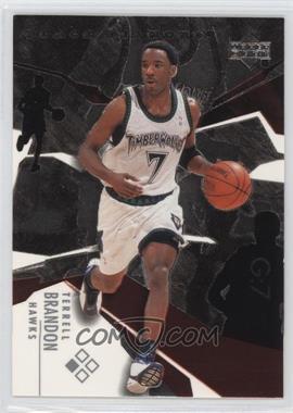 2003-04 Upper Deck Black Diamond - [Base] #35 - Terrell Brandon