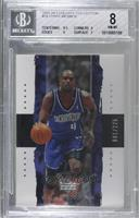 Chris Webber [BGS 8 NM‑MT] #/225