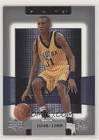 Reggie Miller [EX to NM] #/1,999