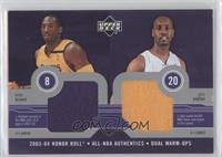 Kobe Bryant, Gary Payton