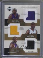 Kobe Bryant, Gary Payton, Karl Malone /25