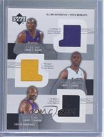 Kobe Bryant, Gary Payton, Karl Malone