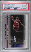 Lebron James [PSA 10]