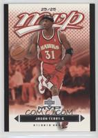 Jason Terry [Noted] #/25